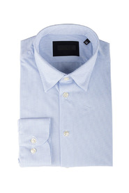 OXFORD JACQUARD SHIRT