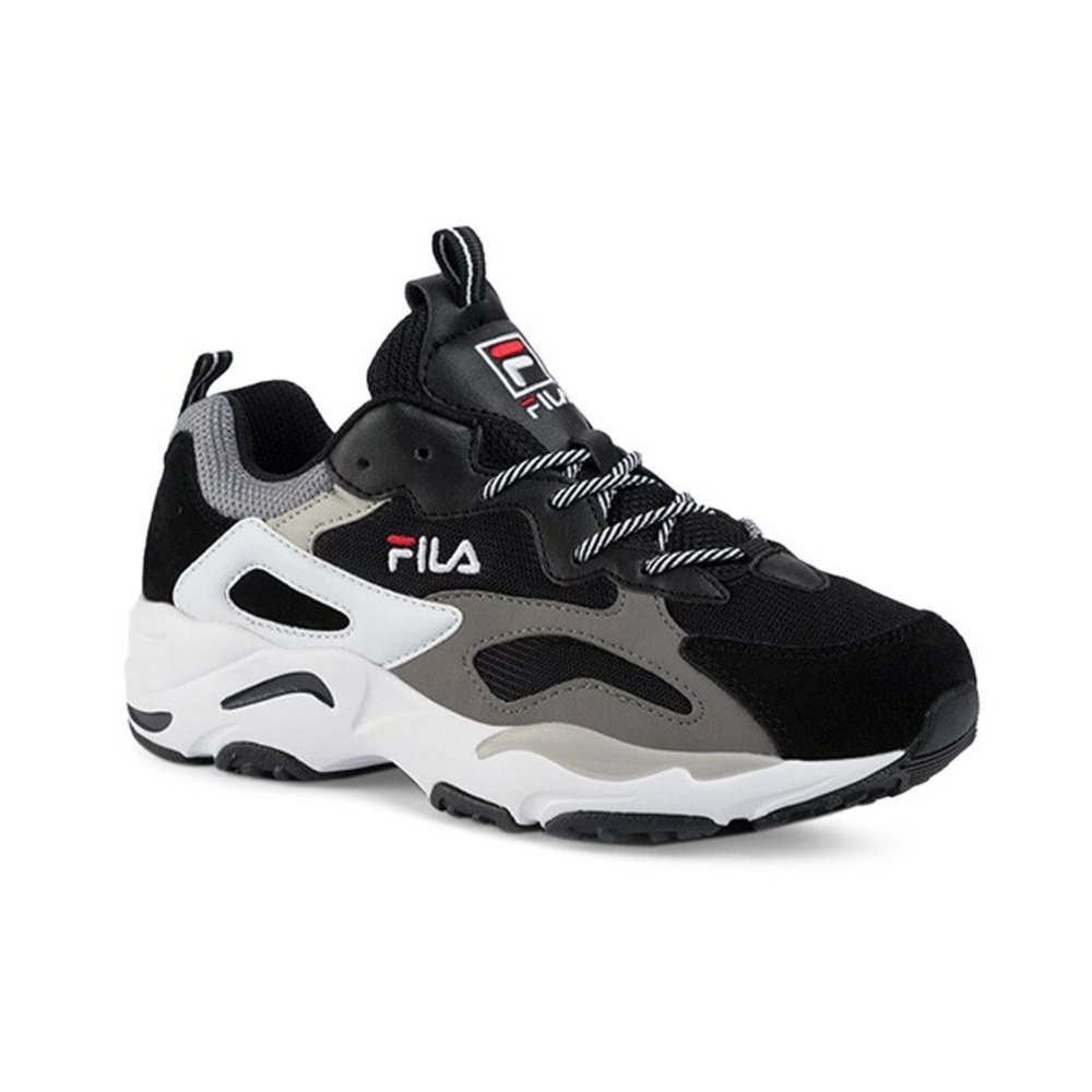 Black Sneakers | Fila | Sneakers | Men's shoes