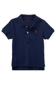 Short Sleeved Polo French