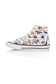 CHUCK TAYLOR ALL STAR BABY SNEAKERS 668461C