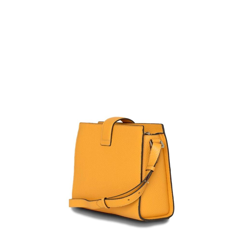 Golden yellow Riley shoulder bag | Decadent | Skuldervesker