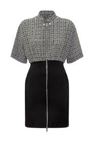 Dress with G Pattern