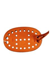 Mirage Perforated H Strings Belt