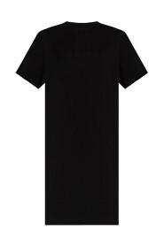 Long T-shirt with logo