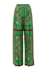 Wide-fit Trousers