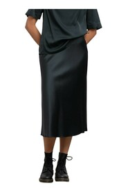 Hana satin skirt