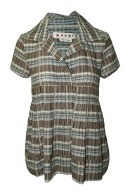 Printed Short Sleeve Shirt -Pre Owned Condition Very Good