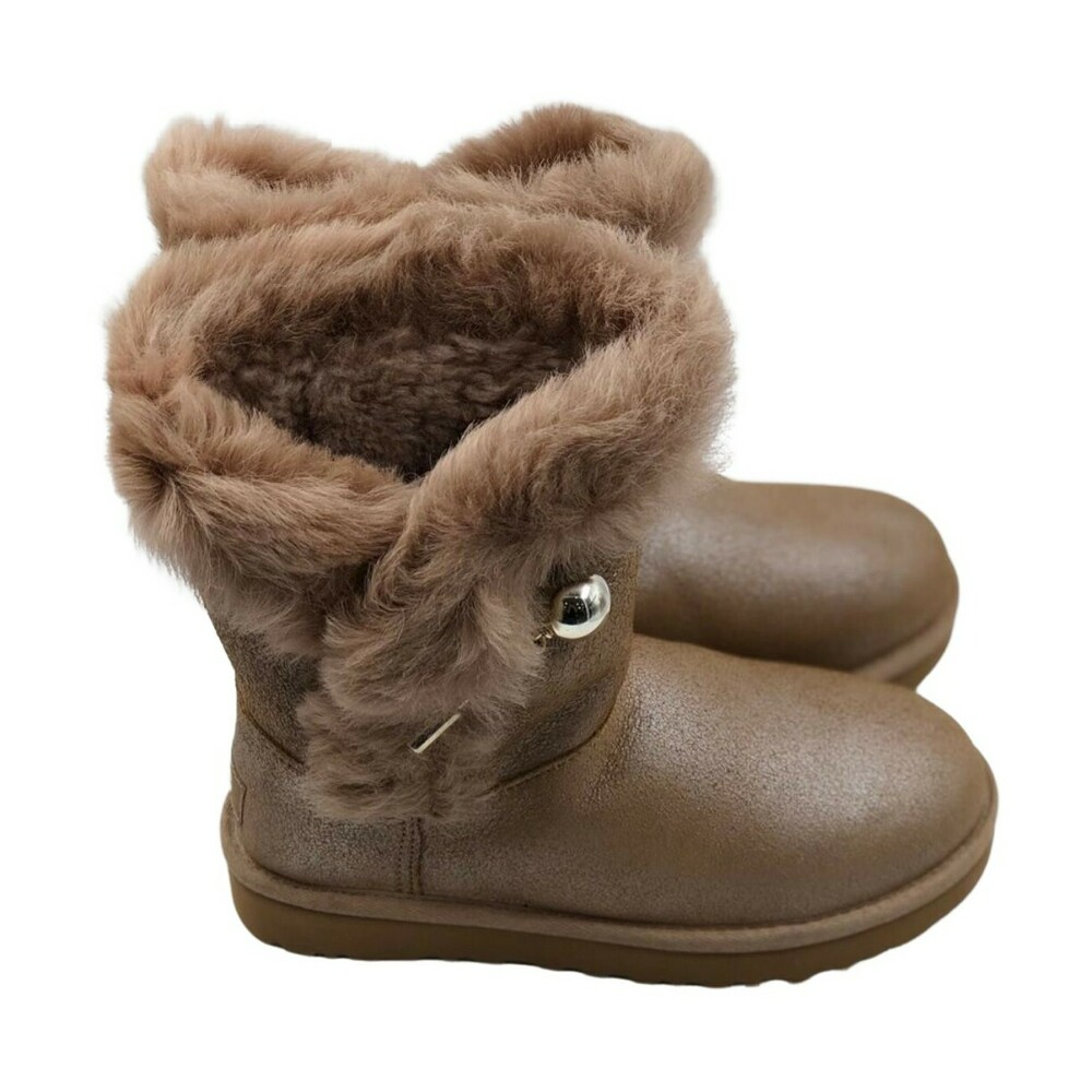 CLASSIC FLUFF PIN BOOTS