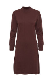 Bella Cr Knit Dress Dresses