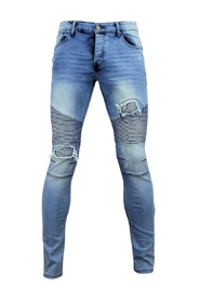 Skinny jeans with rips - 3008