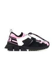 Black Sorrento trekking sneakers