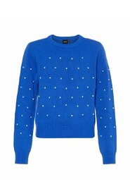 Jumper pearl embellished