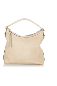 Pre-owned Miss GG Leather Satchel