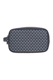 Travel toiletries beauty case
