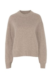 Amaris Crew Neck Warm Overdeler