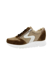 M: 2020576603007 LEATHER SNEAKERS