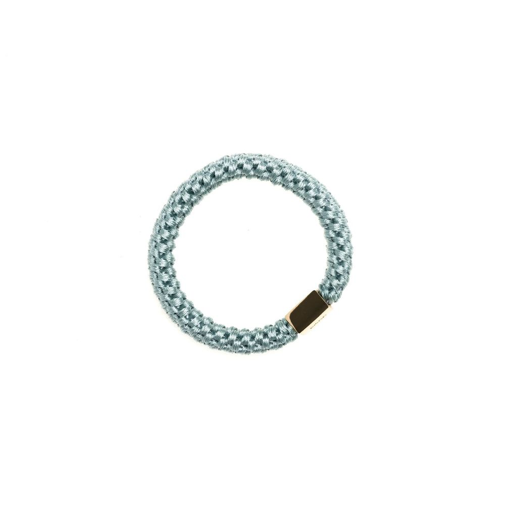 FAT HAIR TIE DUSTY TEAL
