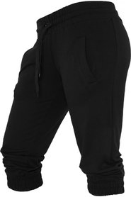 Ladies French Terry Capri Sweatpants