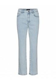 Vmcarla Hr Reg Str Ank Jeans
