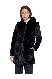 Chris Fur Hooded jakke