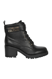 branded ankle boots
