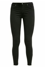 Sort Dr. Denim Domino Black Bukse
