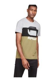 D12408 336 grafische t-shirt