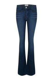 Le High Flare Verona paw jeans