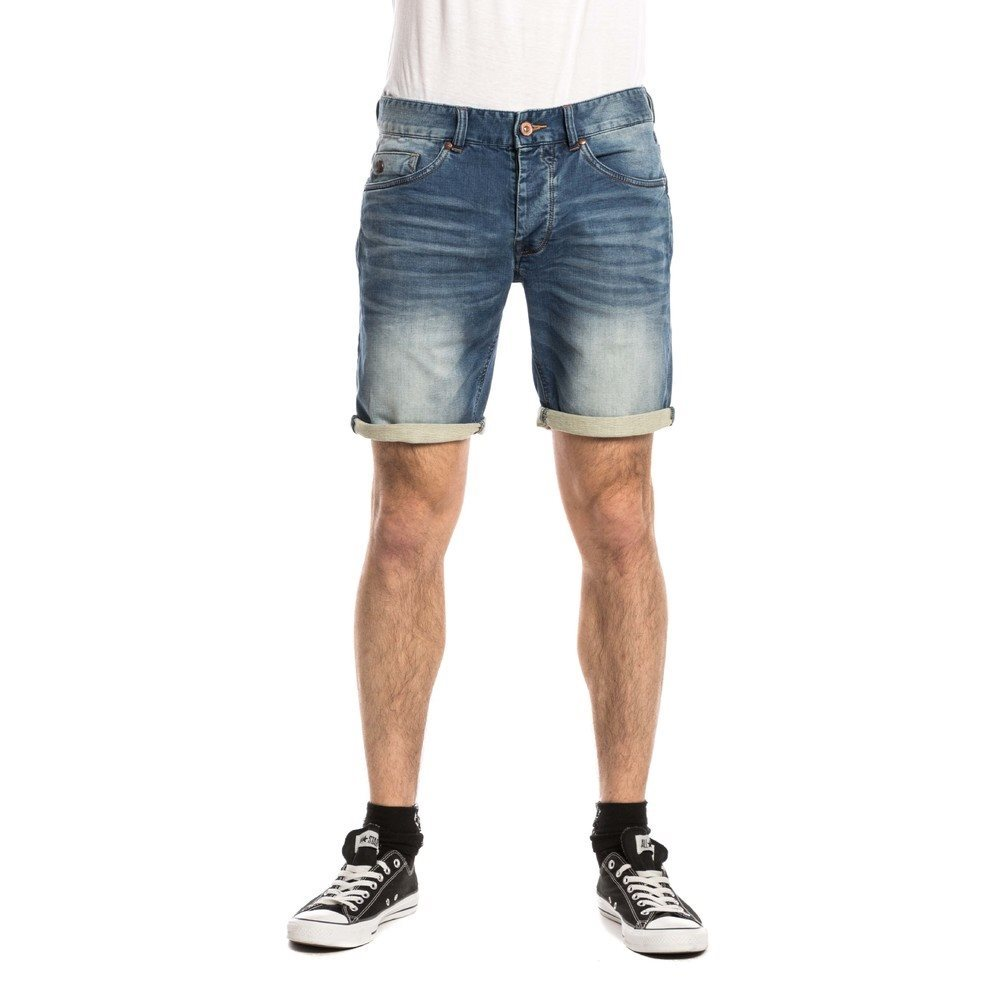 Sweat Denim Cope Short