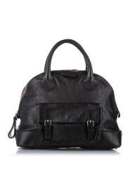 Edith Dome Bowler Bag