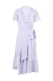 Wrap klänning