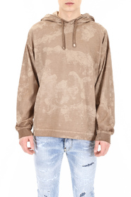 Camo collection hoodie