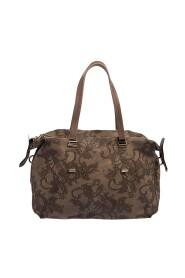 Pre-owned Satchel Bag