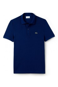 Lacoste Slim Fit Polo Marino