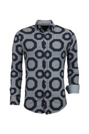 Business Overhemden Heren - Blouse Slim Fit- 3011