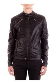 J512-GK00 Leather Jacket