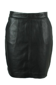leather skirt 10867