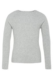 Pullover fine knitted slim fit