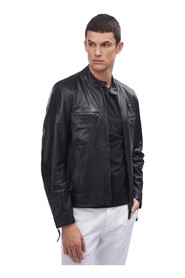 20SBLUL02169-005667 Leather jacket