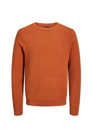 Knitted Pullover Plain