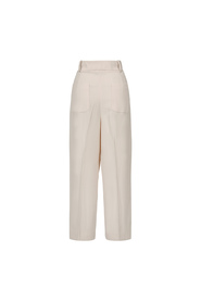 Off-White Day Birger Et Mikkelsen Day Classic Gabardine Pant Bukse
