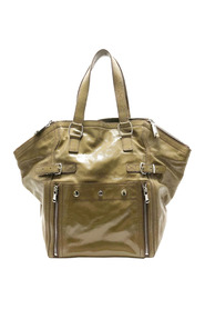 Begagnade Downtown Tote Bag Patent Leather