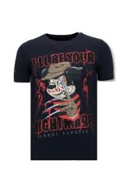 T-shirt Freddy Krueger