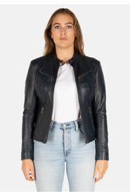 INCEPTIOUS STATE LEATHER JACKET