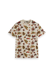 T-shirt Tropical Print (155399 - 0217)
