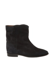 'Crisi' suede ankle boots