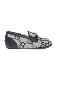 Patterned loafers
