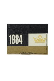 1984  Dauphine Leather Card Holder