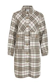 Vibira Check  jacket