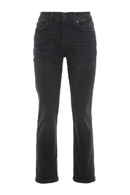 RELAXED SKINNY JEANS